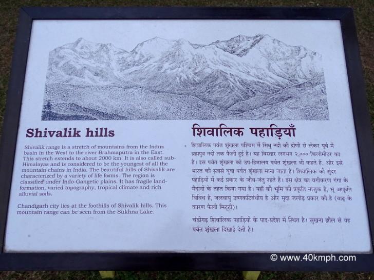 About Shivalik Hills