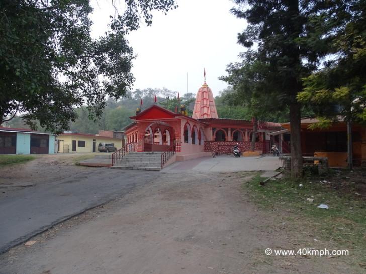 Chandi Mata Temple, Chandigarh