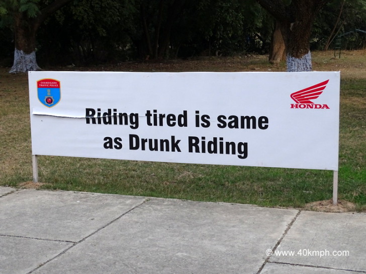 Safe Riding Quote