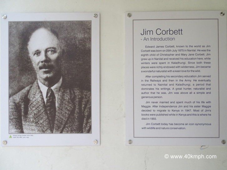 Jim Corbett - An Introduction