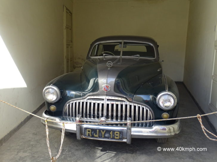 Buick Super Saloon 1946 USA