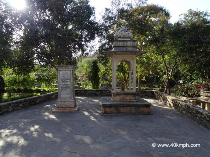 Chetak-Chabutra, Rajsamand, Rajasthan