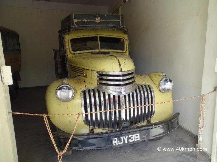 Chevrolet Truck 1946 USA