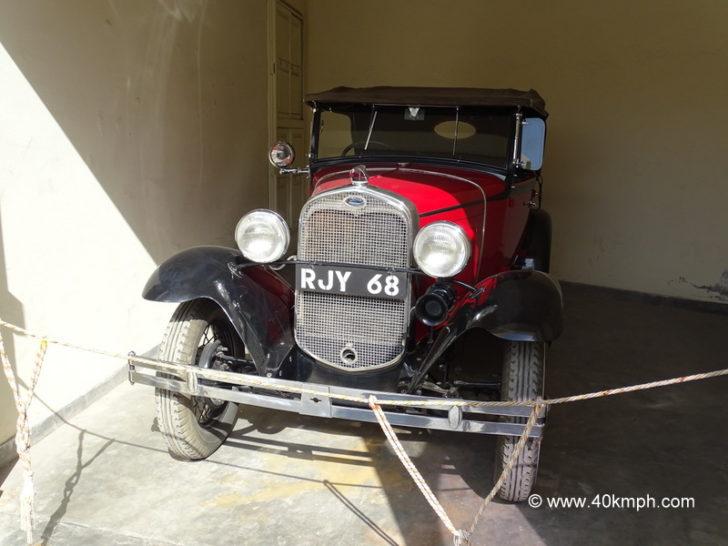 Ford - A Standard Phaeton 1930 USA