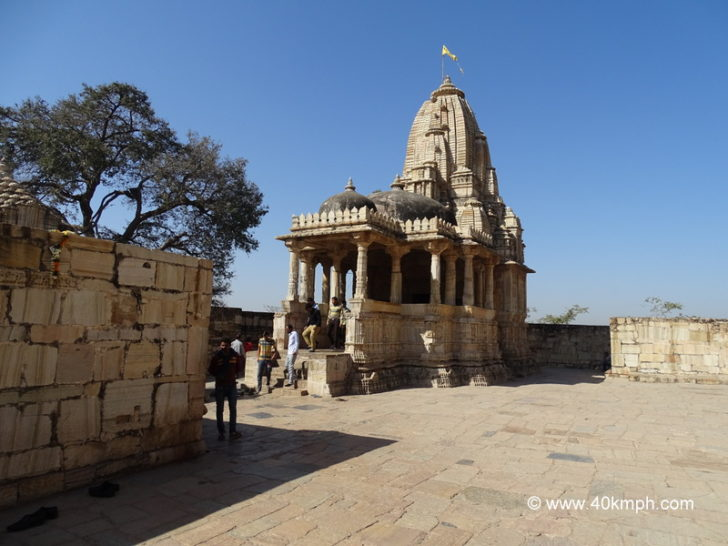 Meera Temple, Chittorgarh Fort, Rajasthan