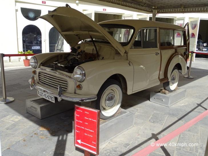 Morris Minor 1000 Traveller 1959 United Kingdom