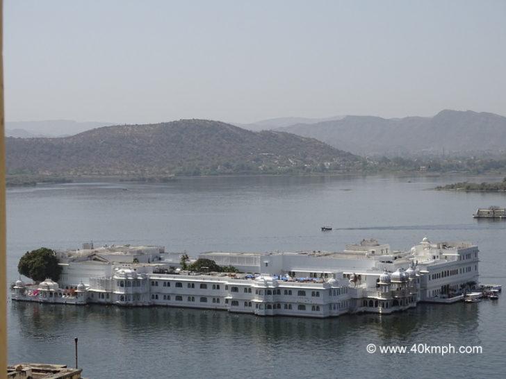 Taj Lake Palace, Lake Pichola, Udaipur, Rajasthan