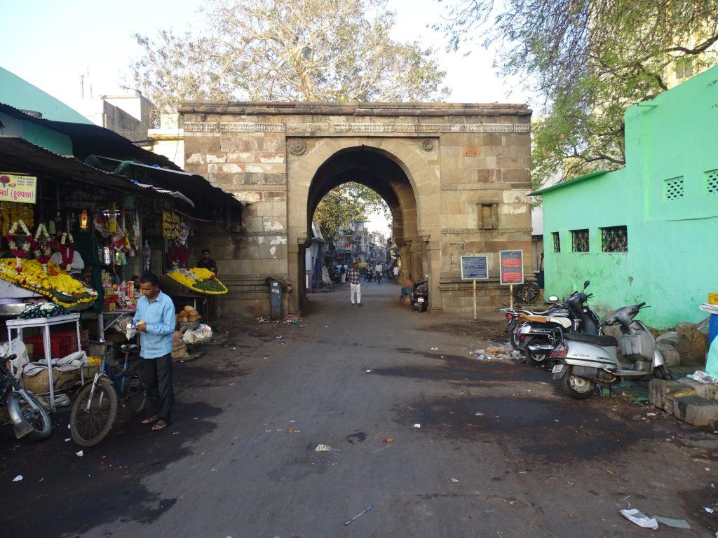 Sarangpur Gate, Ahmedabad, Gujarat