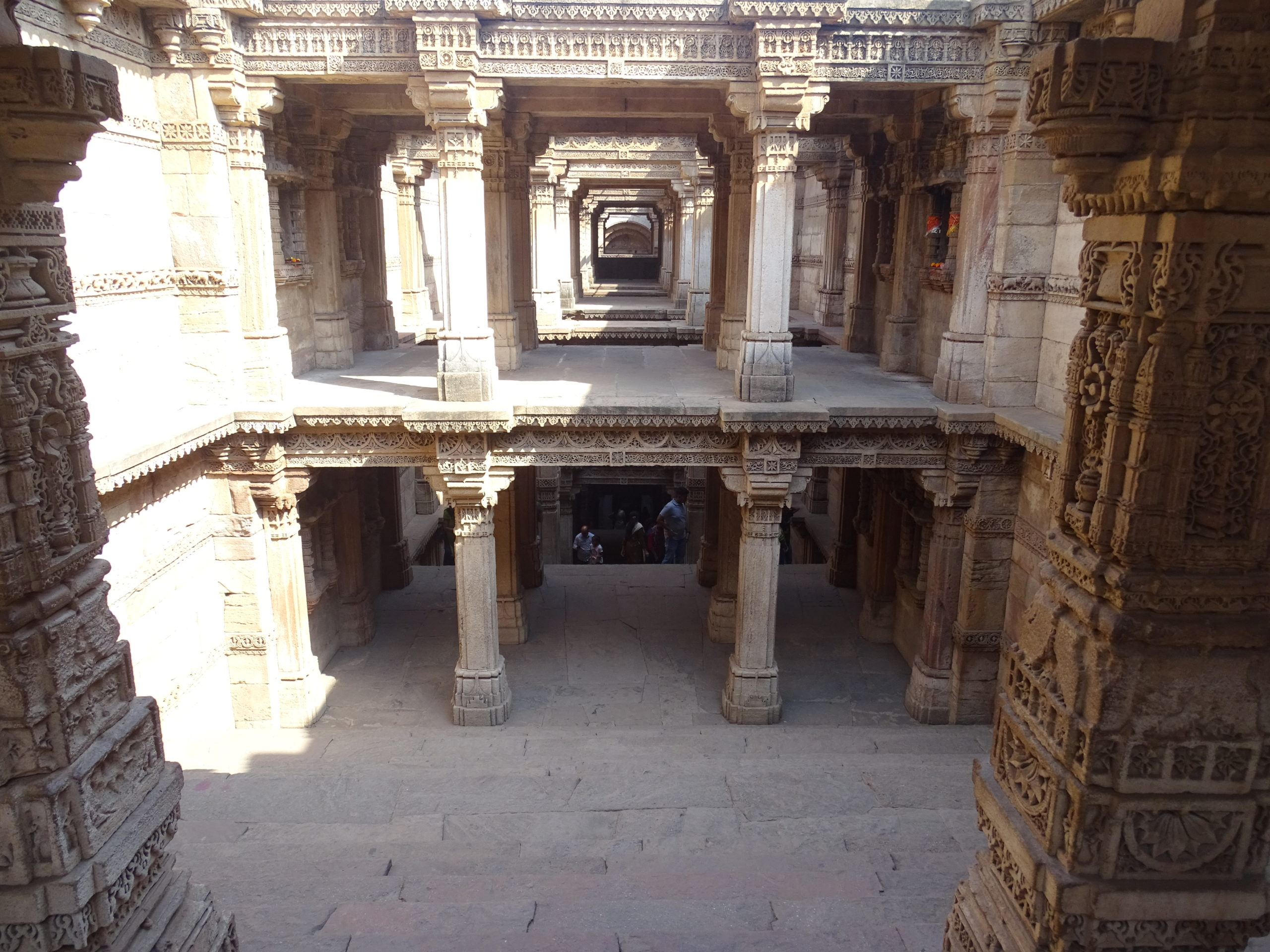 Step-Well, Adalaj, Ahmedabad, Gujarat