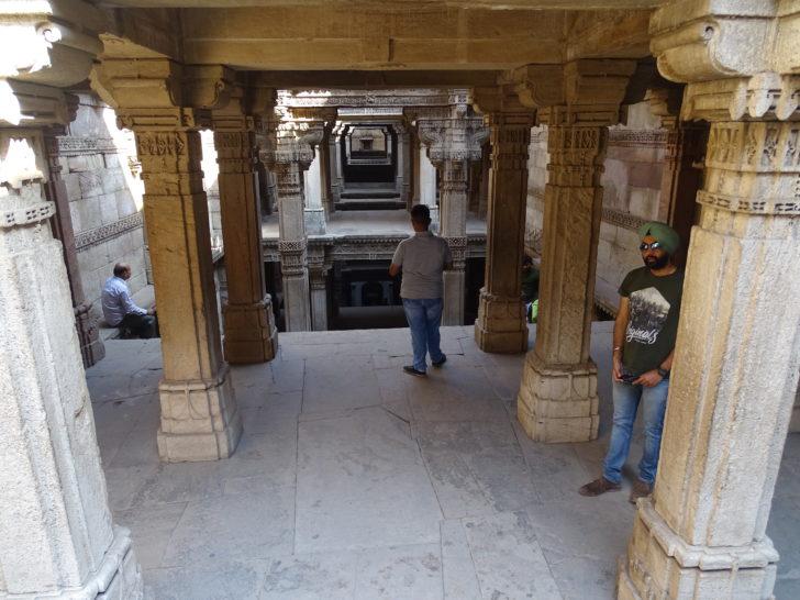 Step-Well, Adalaj, Ahmedabad, Gujarat, India