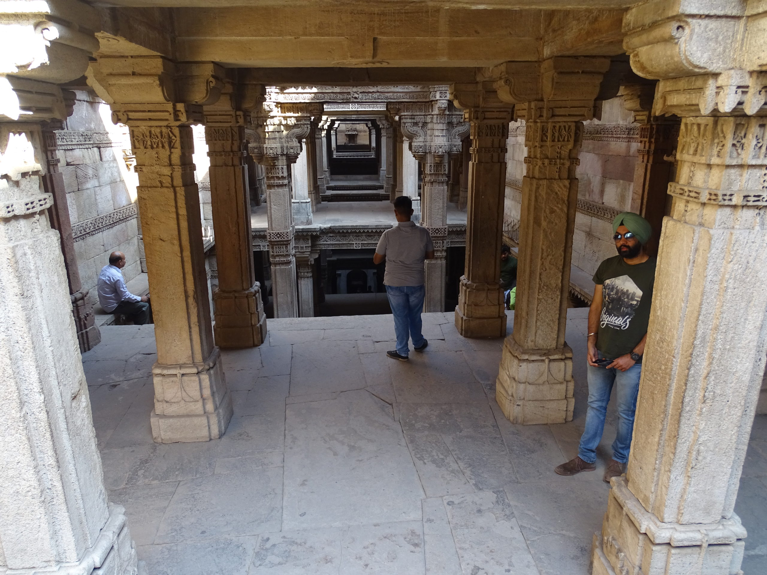 Step-Well, Adalaj, Ahmedabad, Gujarat, India