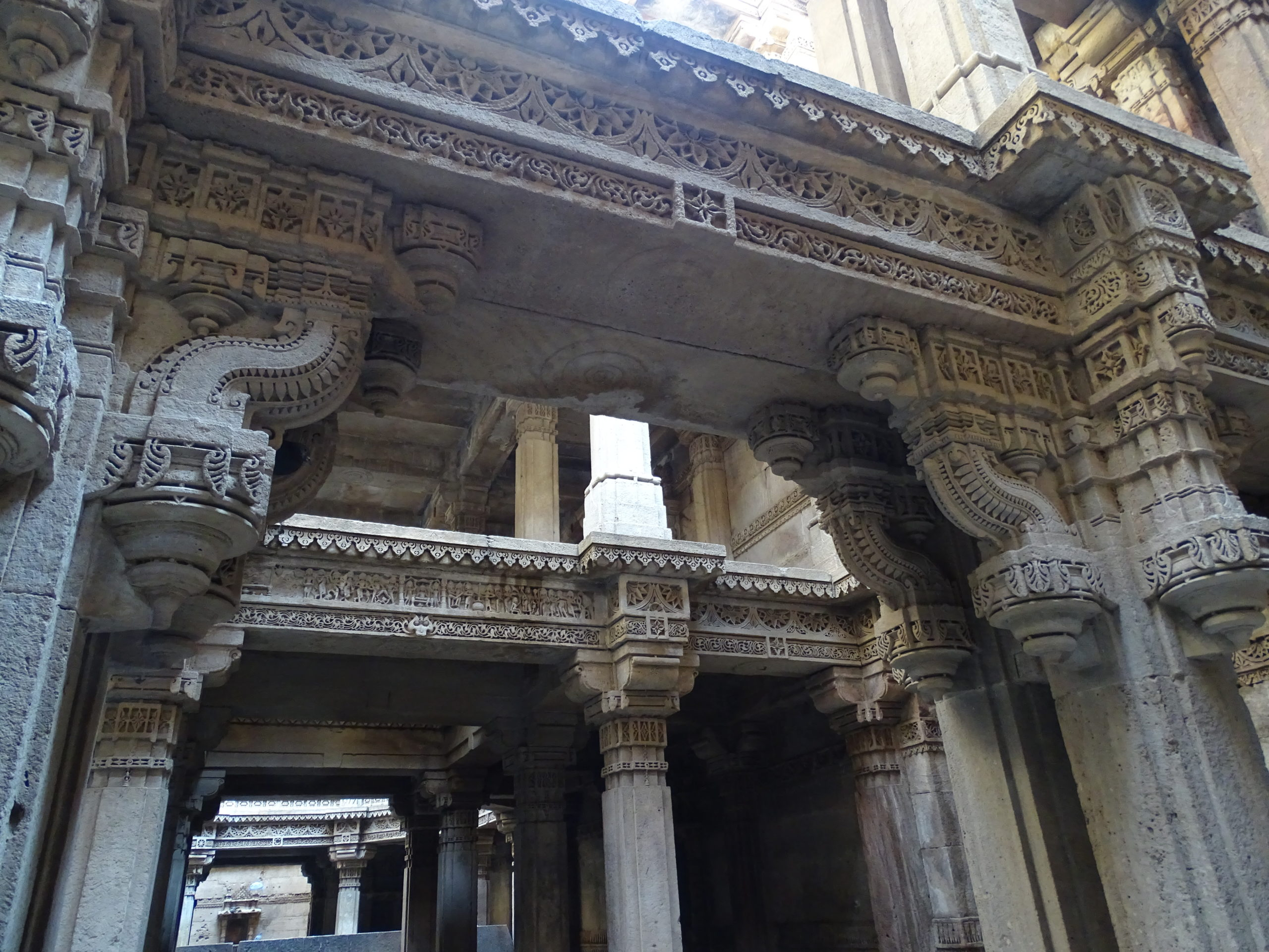 Adalaj Step-Well, Ahmedabad, Gujarat