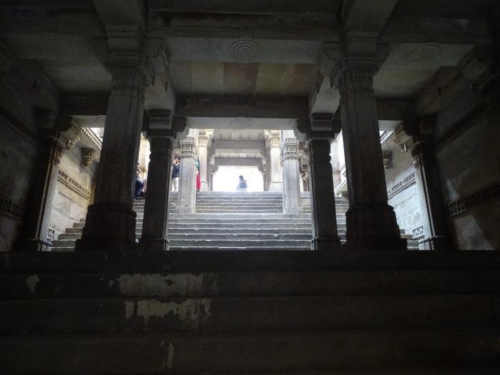 Stepwell, Adalaj, Ahmedabad, Gujarat