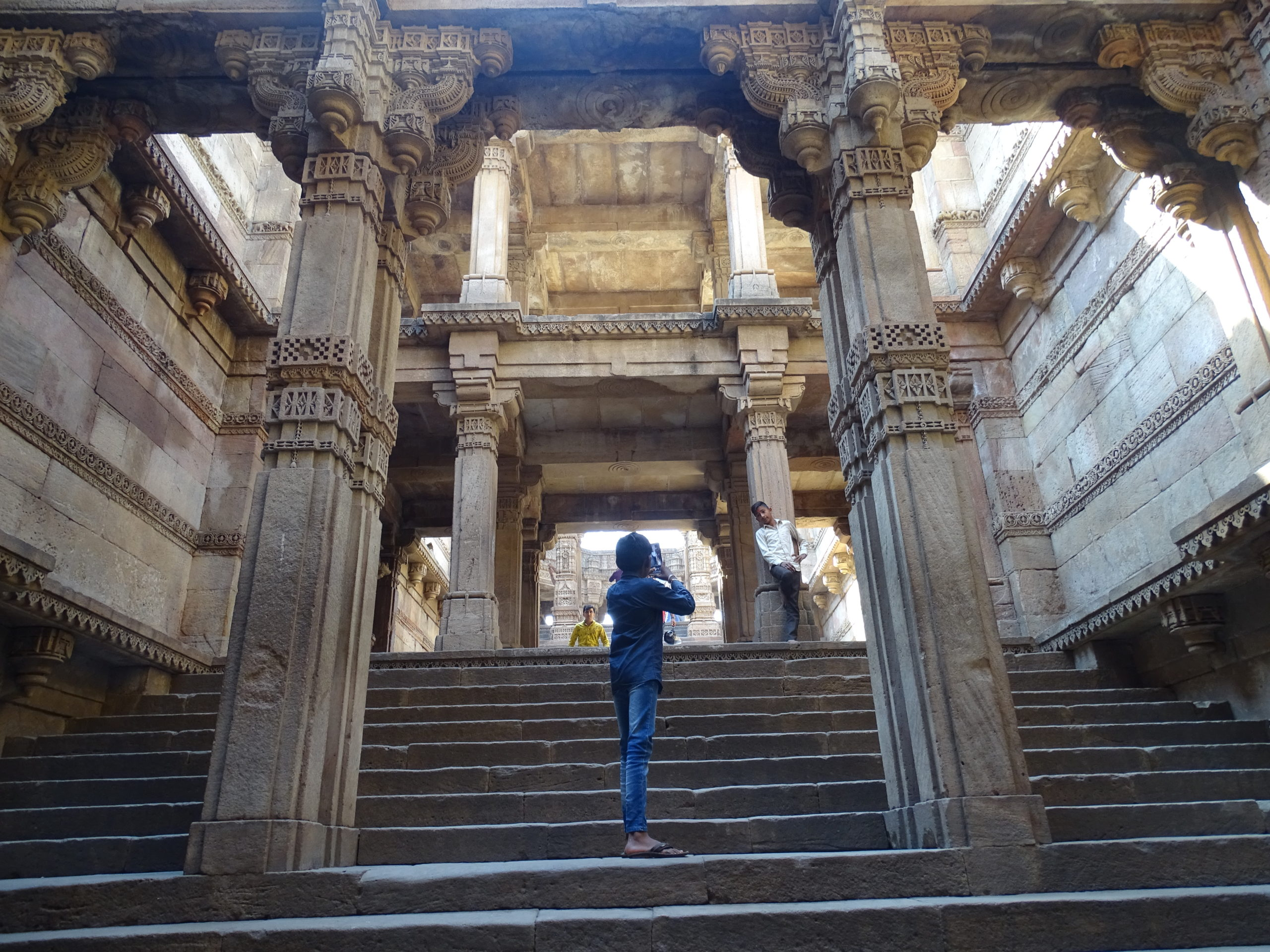 Stepwell, Adalaj, Ahmedabad, Gujarat, India