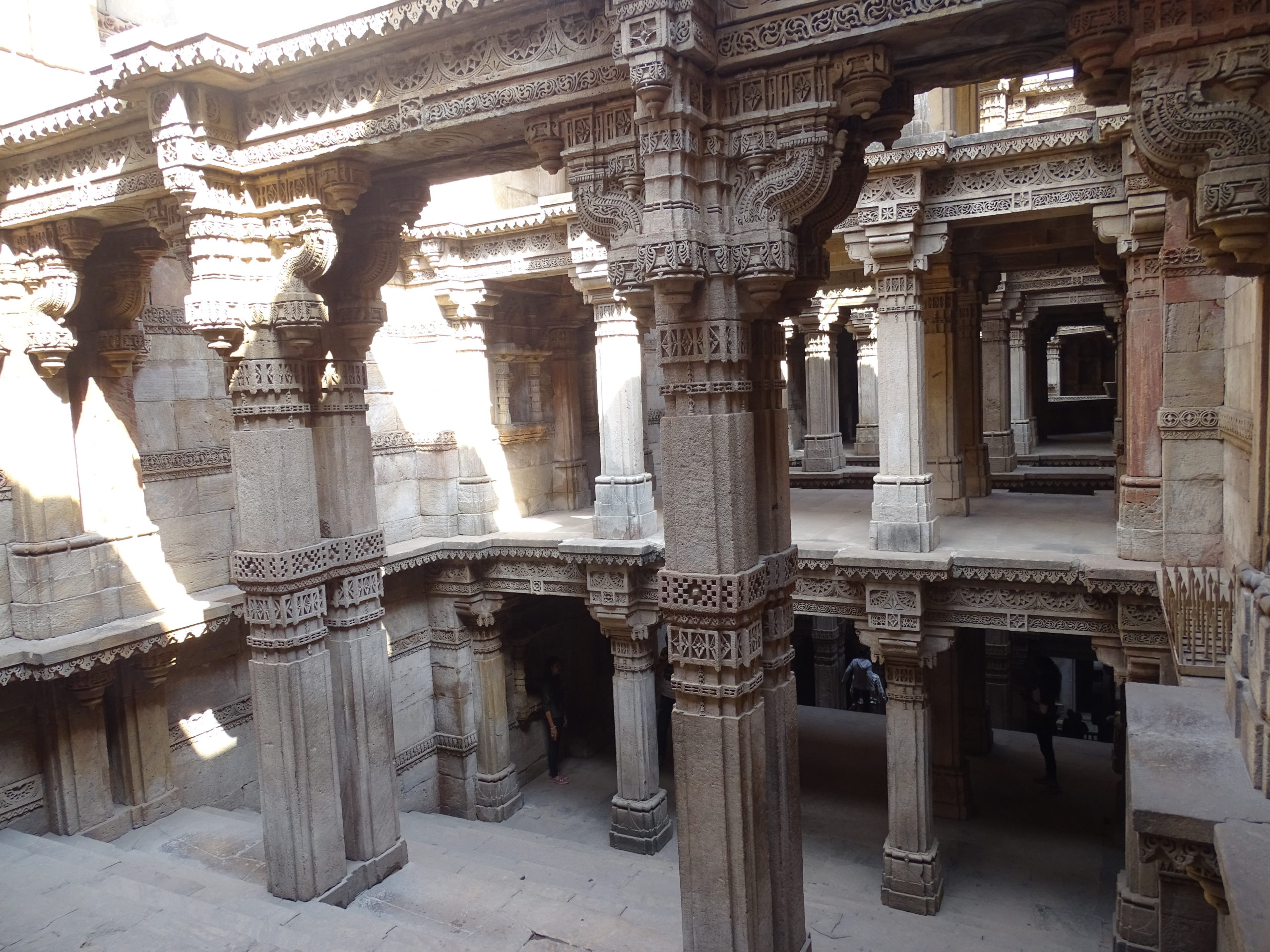 Adalaj Step-Well, Adalaj Village, Ahmedabad, Gujarat