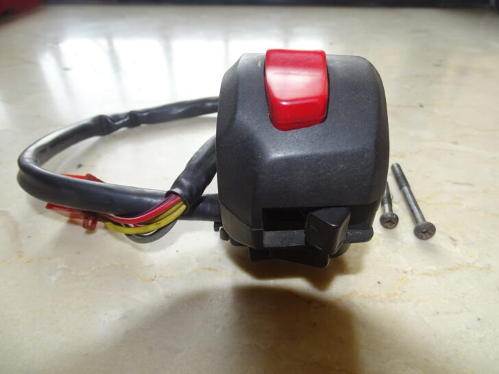 Handle Bar Right Hand Switch for Royal Enfield Thunderbird 350