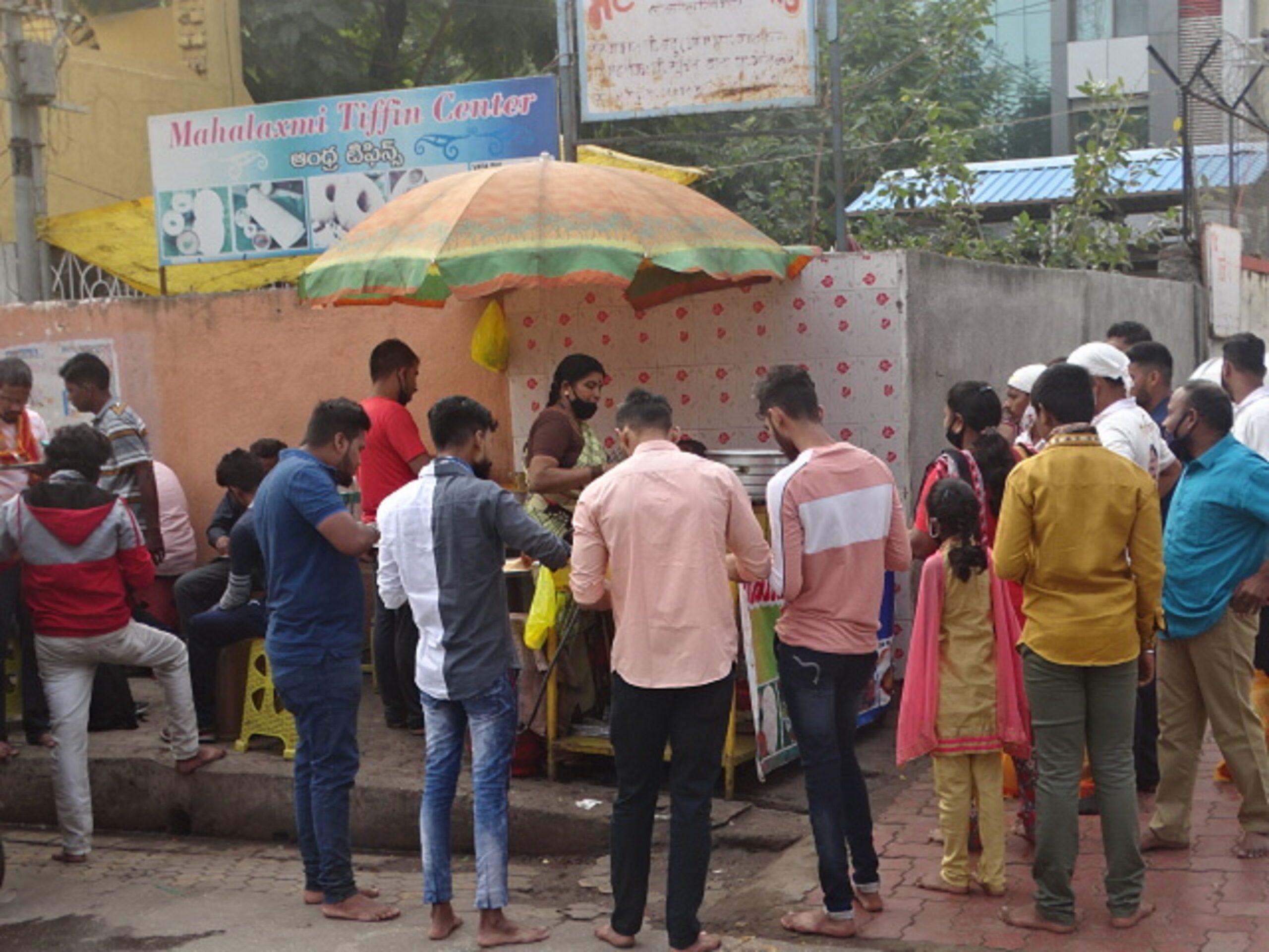 Mahalaxmi Tiffin Center, Next to Shree Mahalaxmi Mandir, Opposite - Chaha House, Shirdi, Maharashtra, India