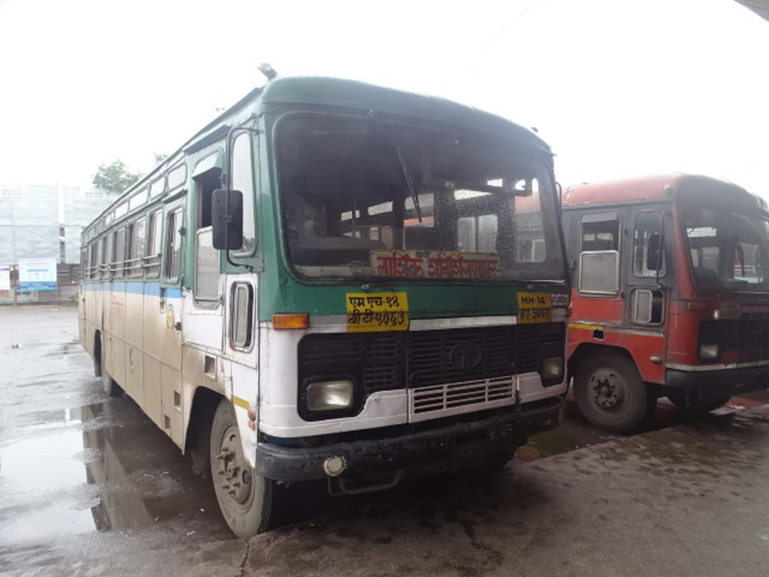 Shirdi to Shani Shingnapur MSRTC Bus, Shirdi Bus Depot, Shirdi, Maharashtra