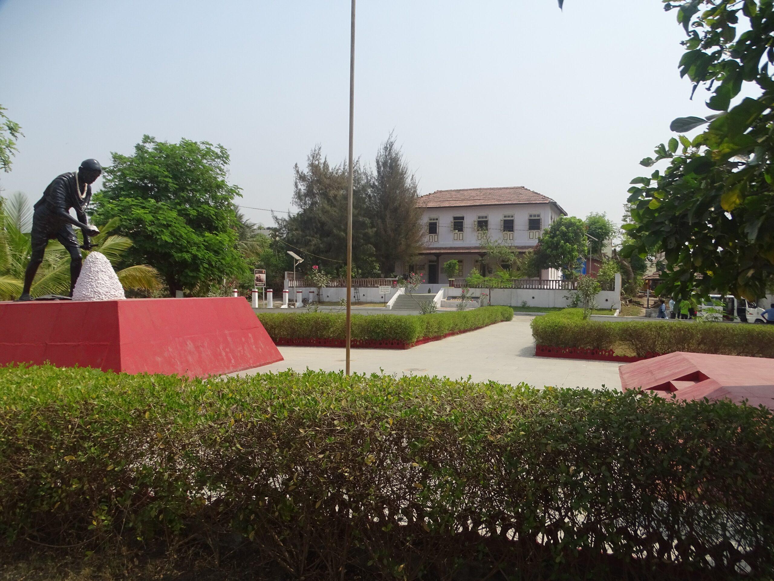 Saifee Villa - Gandhi Memorial Museum, Dandi, Gujarat, India