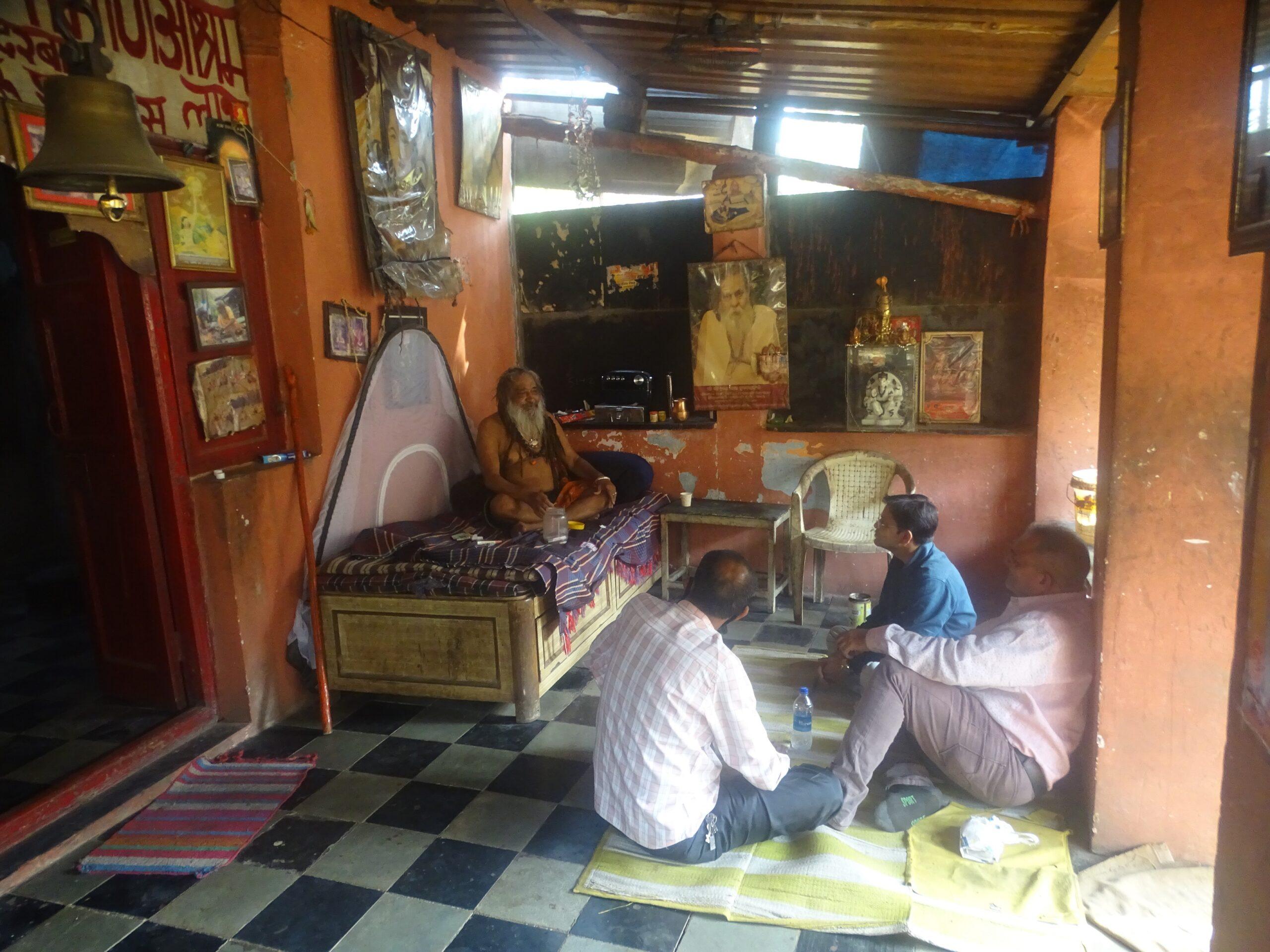 Shree 108 Baba PunamDas Udasin Ashram (Tungareshwar National Park, Vasai East, Palghar, Maharashtra, India)